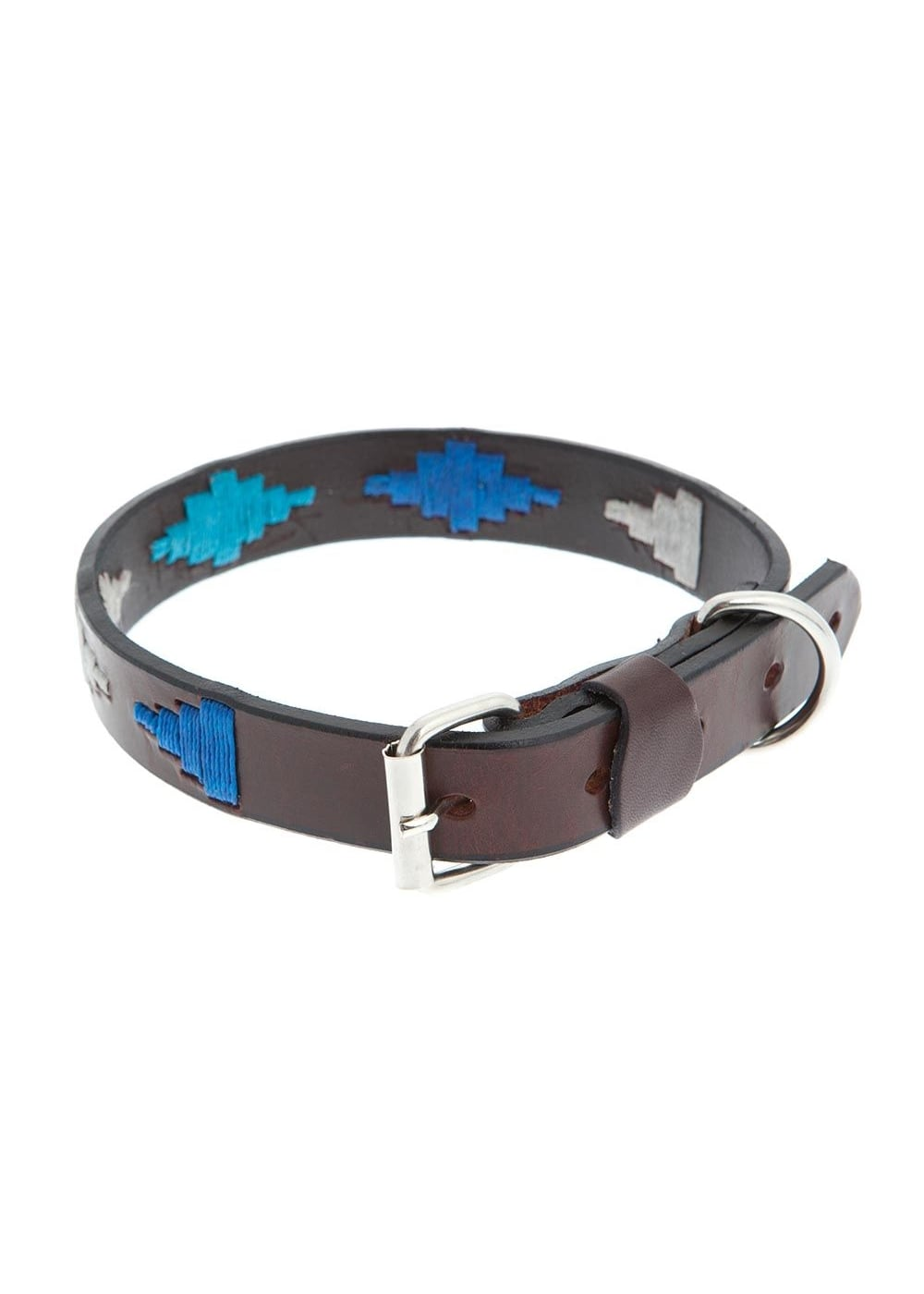 Pampeano Cielo Dog Collar Large Image
