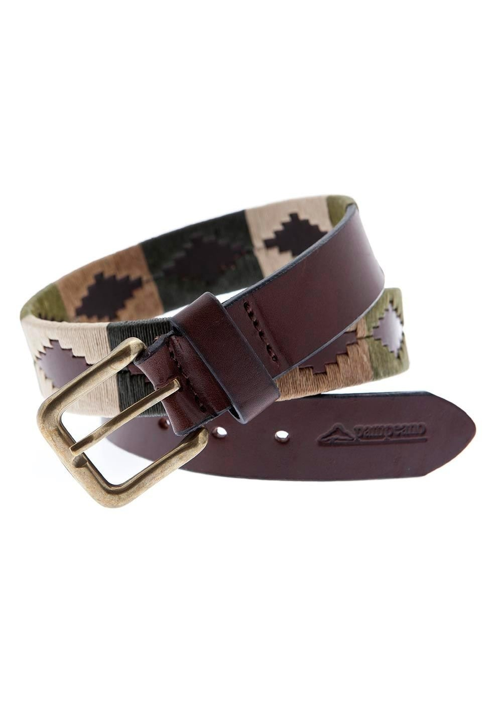 Pampeano Valiente Lowres 1.5 Polo Belt  Large Image