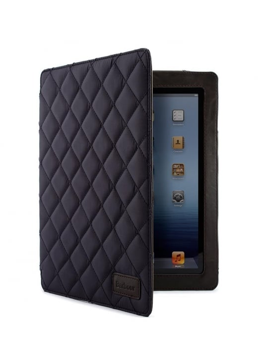 Barbour Quilted Folio Case for Apple iPad 3
