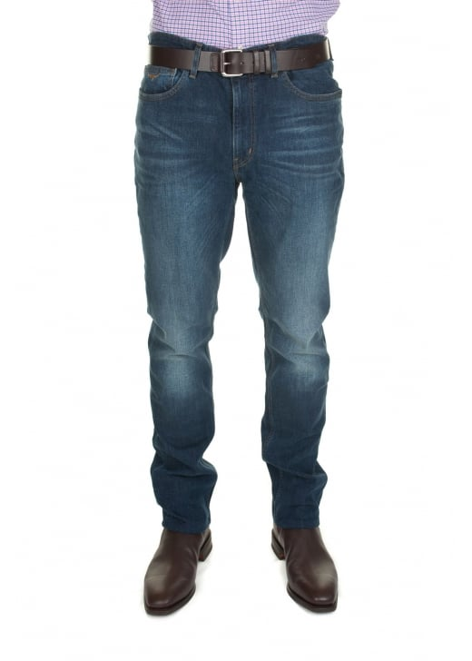 RM Williams Ramco Denim Jeans