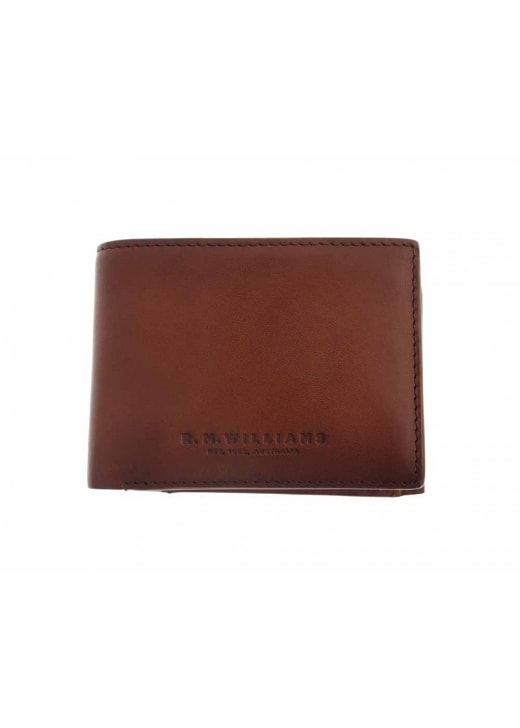 RM Williams City Wallet with Coin Pocket