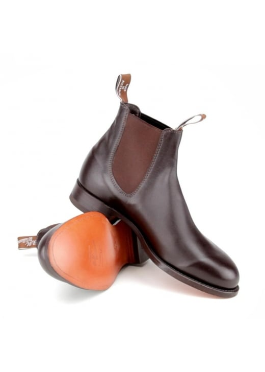 RM Williams Classic Turnout Yearling Boots