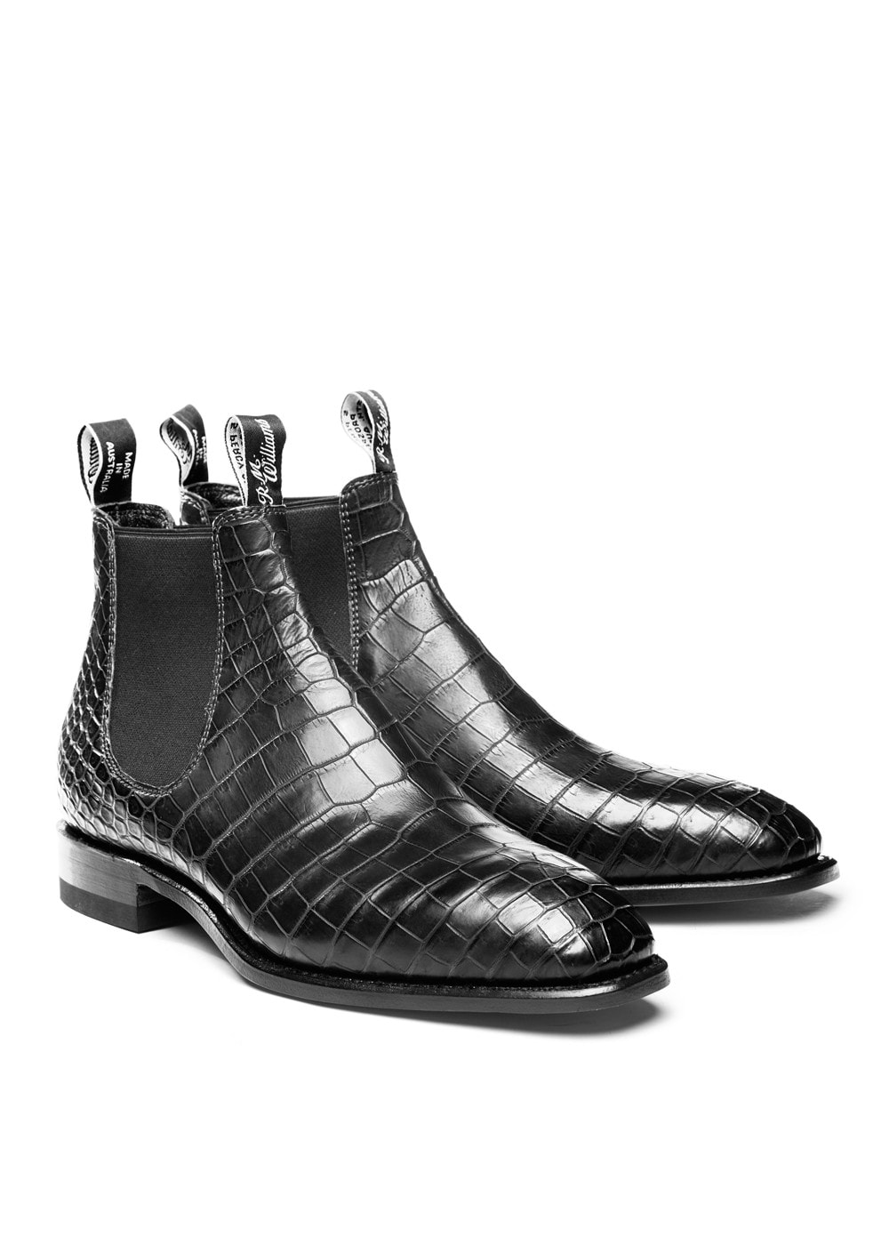 RM Williams Crocodile Boots - Mens from