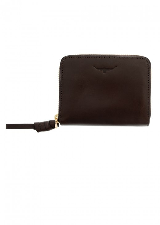 RM Williams RMW City Short Zip Wallet