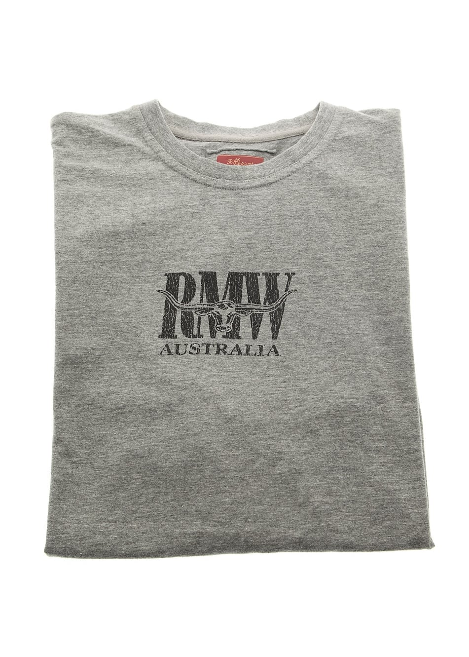 RM Williams RMW Logo T Shirt Large Image