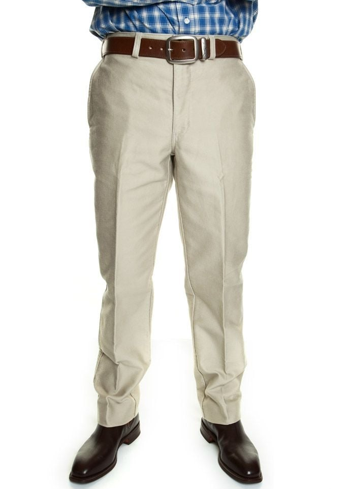 RM Williams Stockman 15oz Moleskin Trousers Large Image