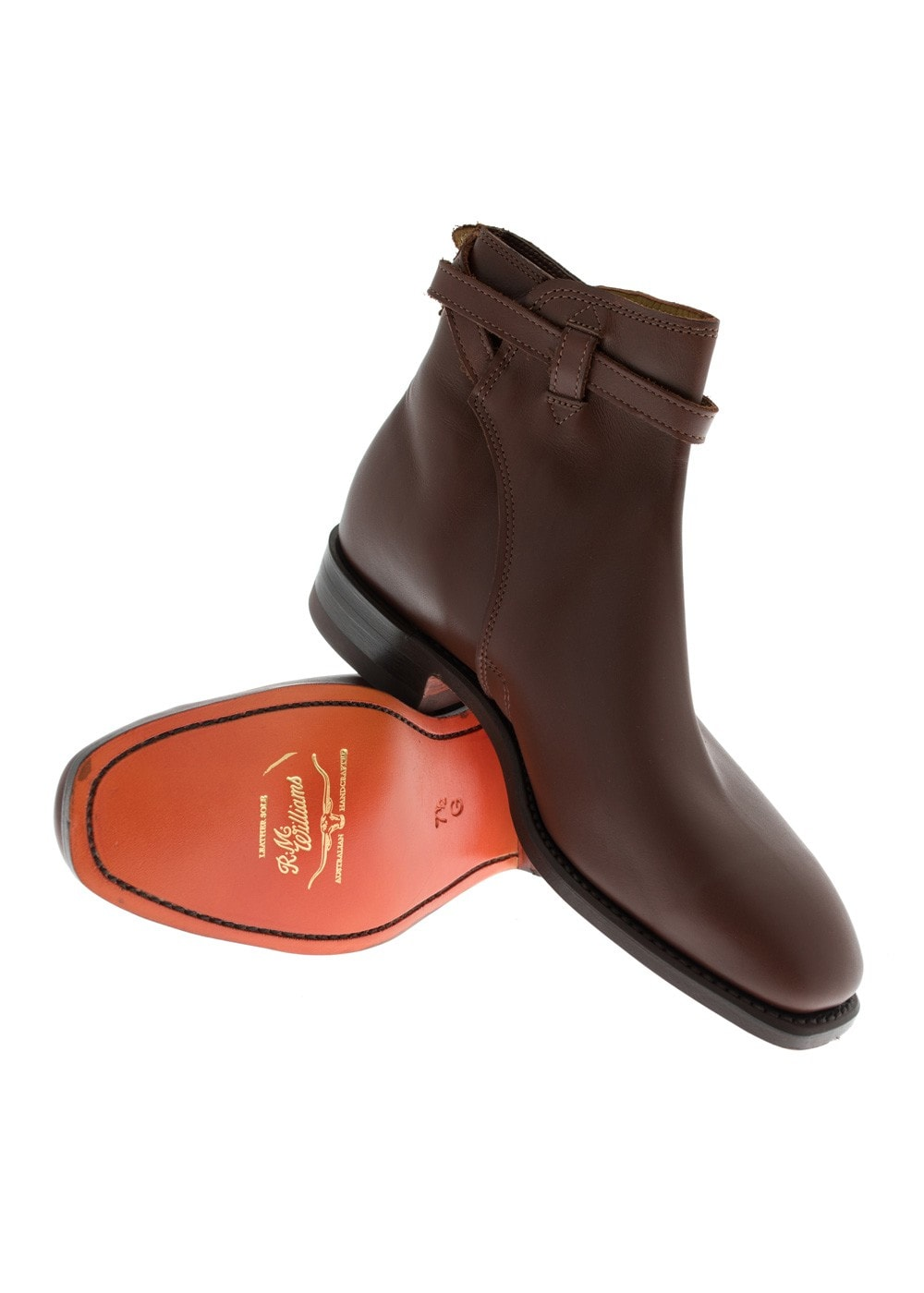 33a0a5e420e RM Williams Stockman Buckle Boots