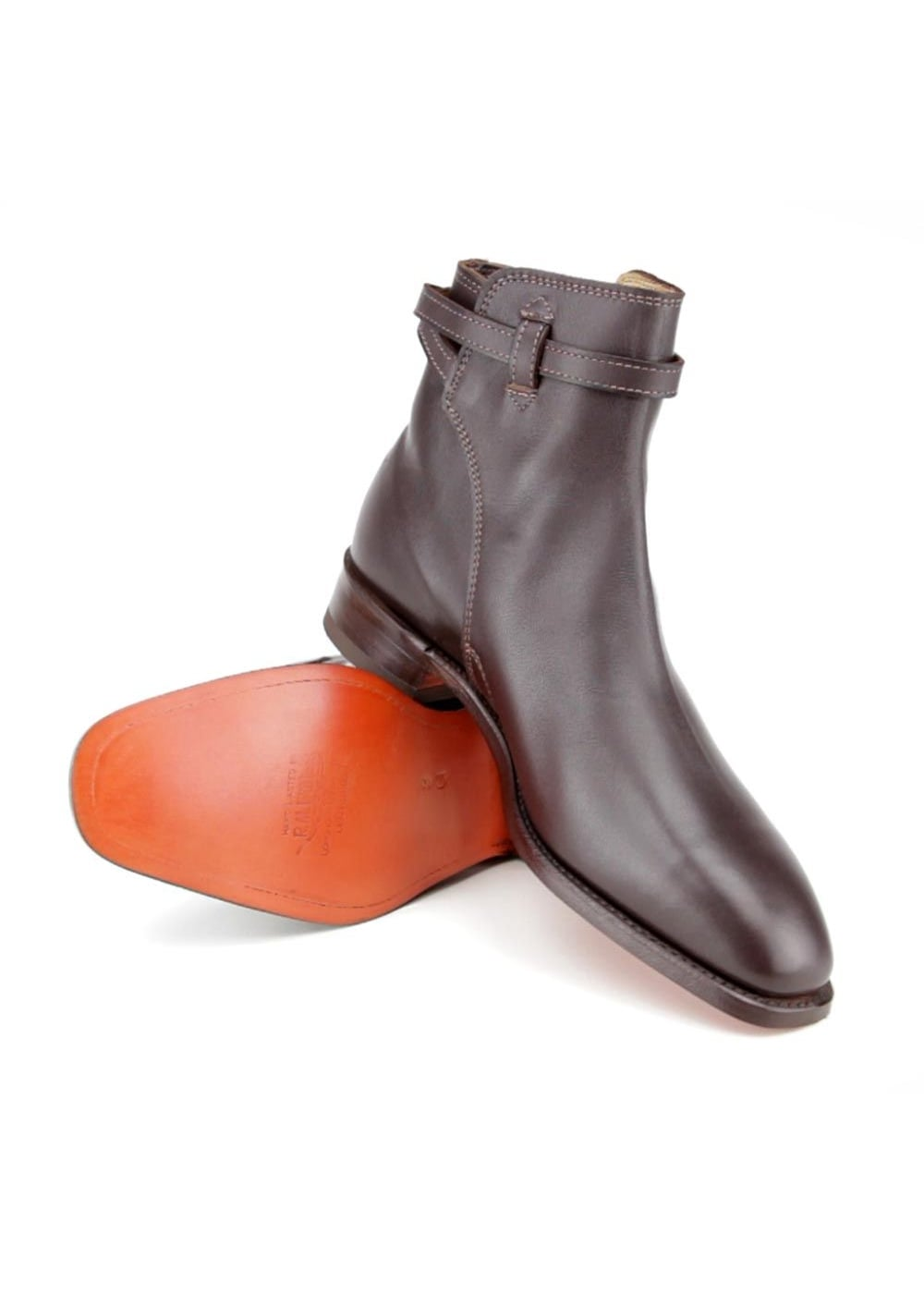 Rm Williams Stockman Buckle Boots A Hume