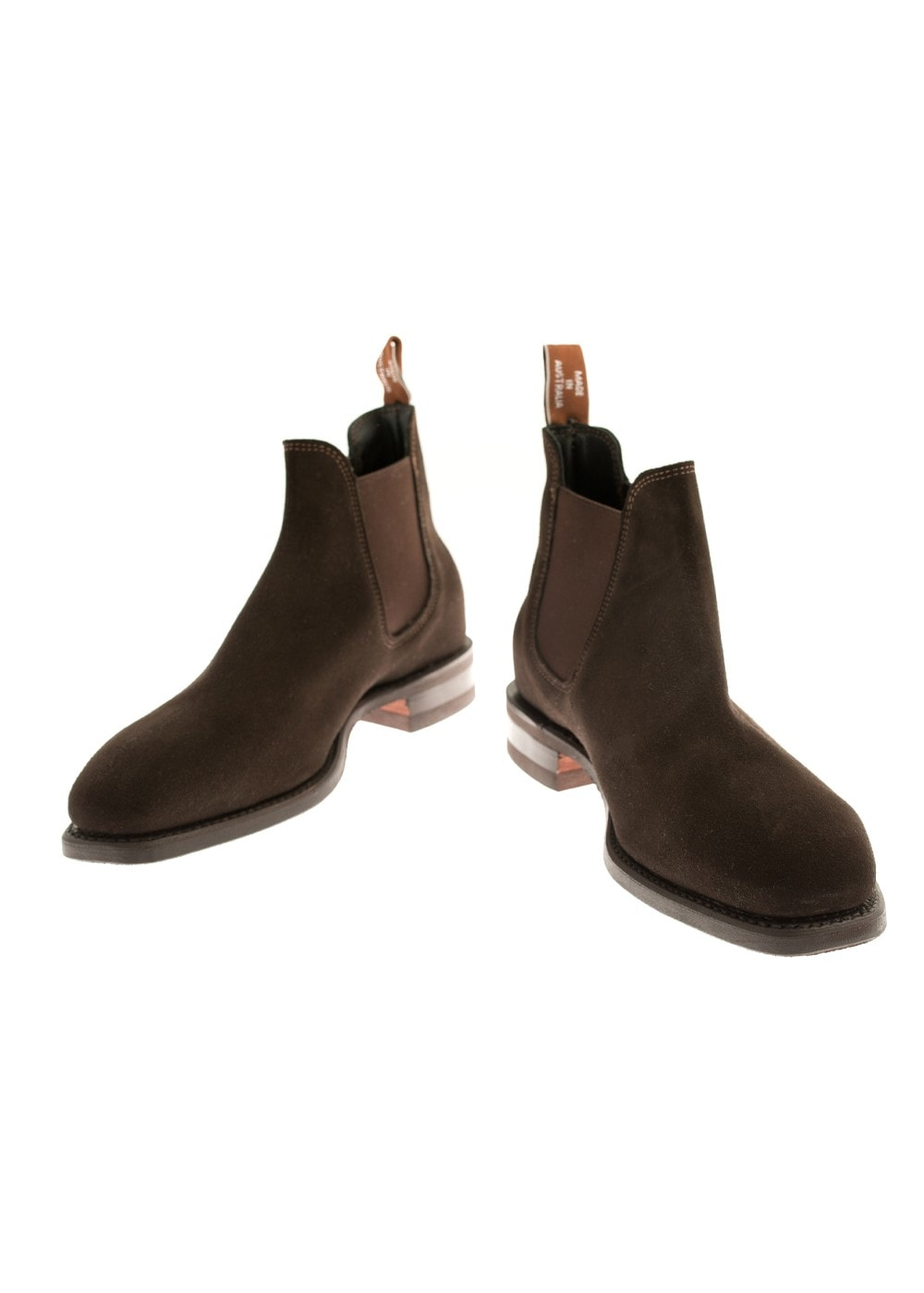 RM Williams Sydney Suede Boots - Mens