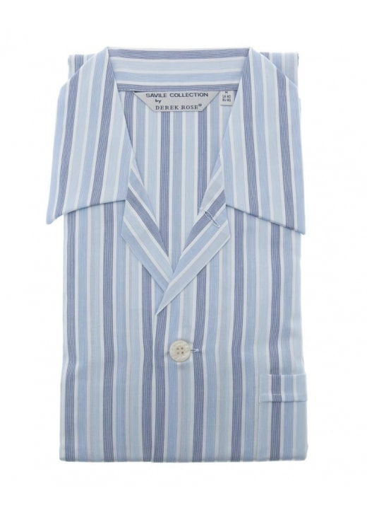 Derek Rose Romeo Stripe Pyjamas