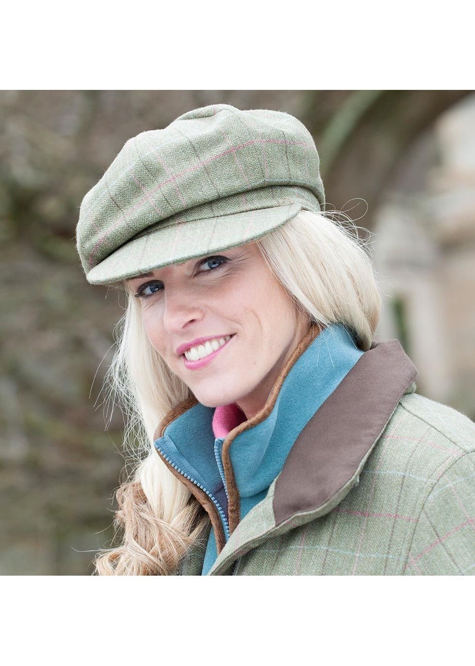 Schoffel Bakerboy Cap  Large Image
