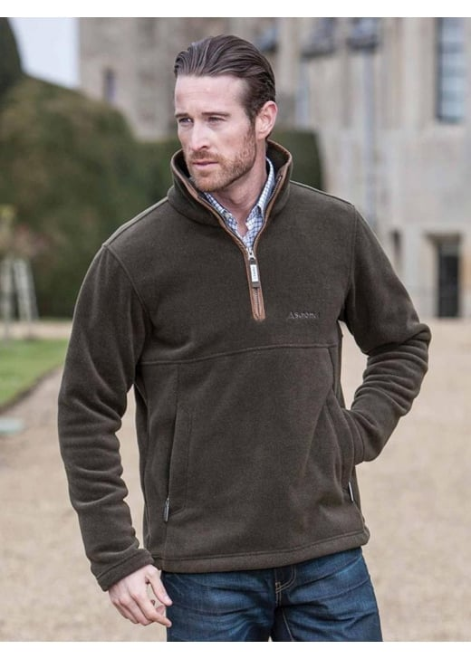Schoffel Berkeley Quarter Zip