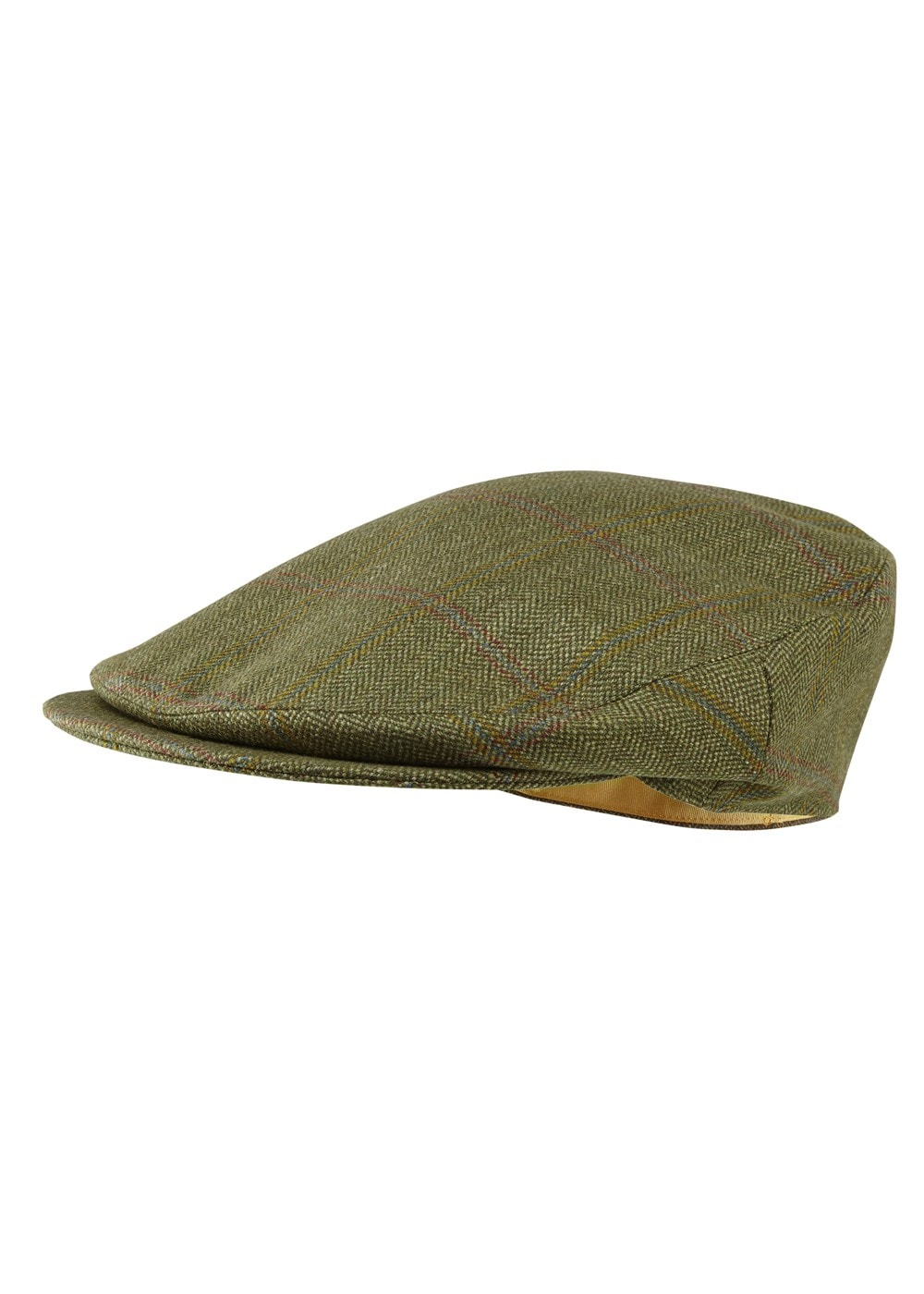 137c01ea Schoffel Countryman Tweed Cap - Mens from A Hume UK