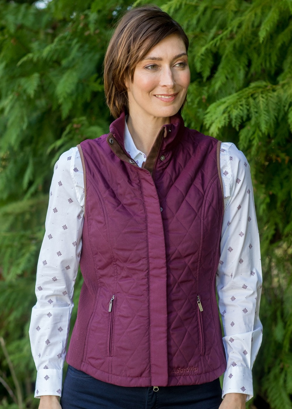 0b6b063b Schoffel Islington Gilet - Ladies from A Hume UK