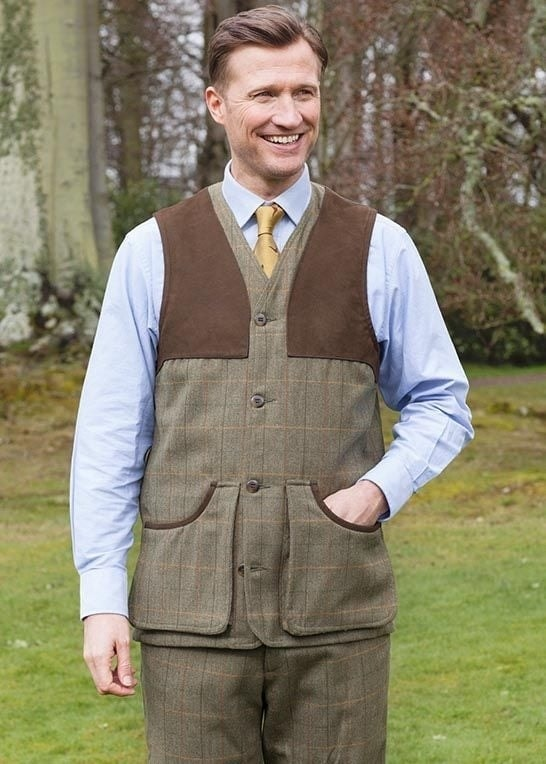 Schoffel Ptarmigan Tweed Plus 2's  Large Image