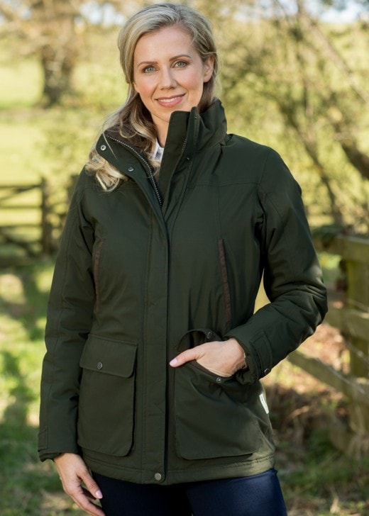 Schoffel Rockingham Coat