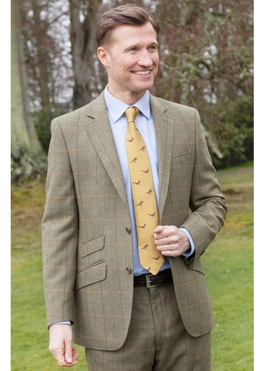 Schoffel Tweed Sports Jacket