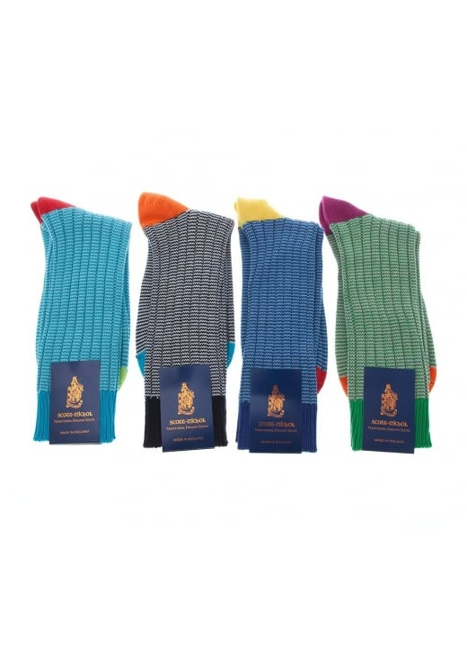 Scott Nichol Kingston Feeder Socks