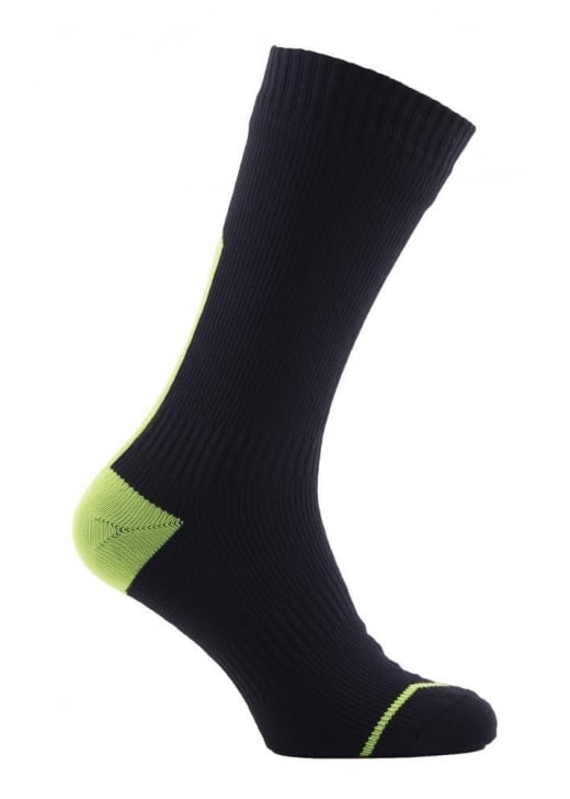 SealSkinz Road Thin Mid with Hydrostop Sock