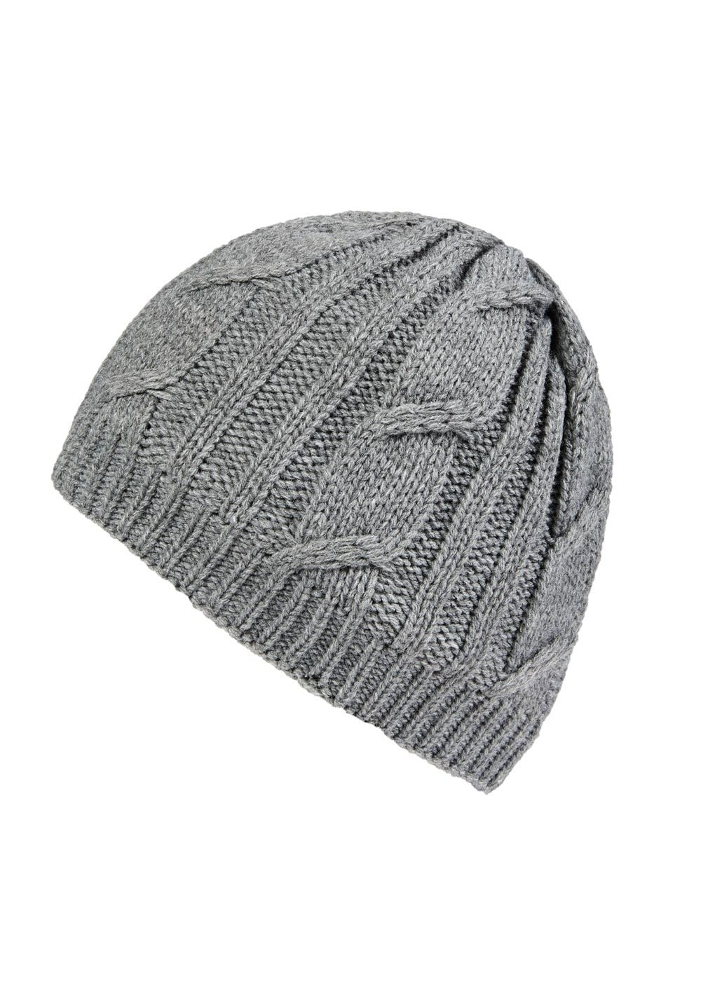 SealSkinz Waterproof Cable Knit Hat  Large Image