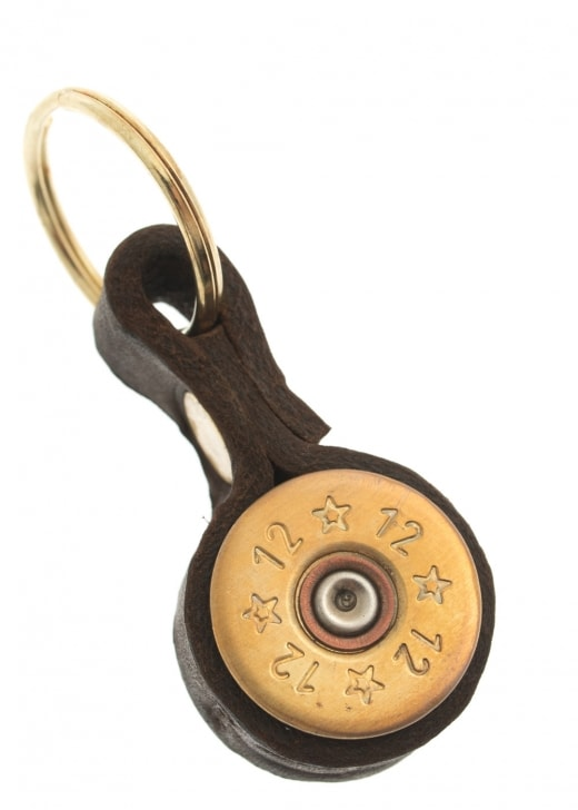 J Boult Shotgun Cartridge Keyring