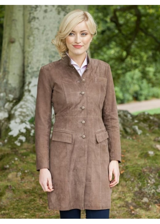 Anna Lascata Soldier Coat
