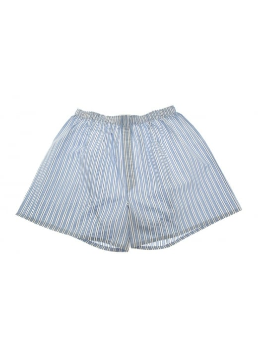 Sunspel Stripe Boxer Shorts