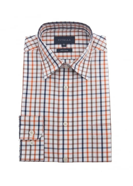 Viyella Striped Shirt
