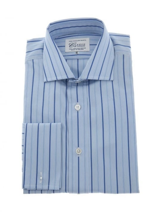 Cleeve of London Striped Shirt