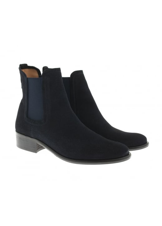 Fairfax and Favor Suede Chelsea Boots (Rubber Sole)