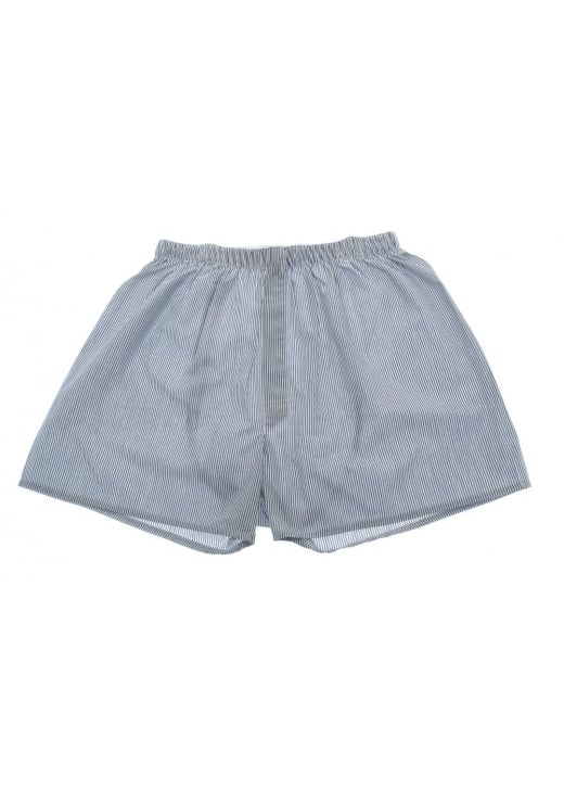Sunspel Bengal Striped Boxer Shorts