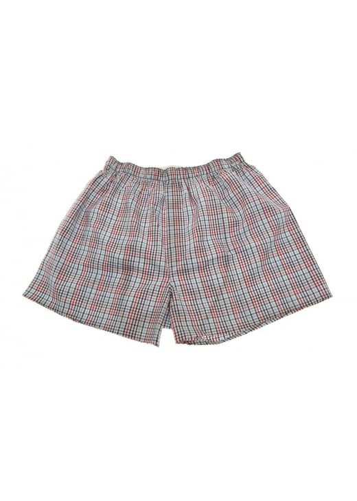 Sunspel Gingham Check Boxers