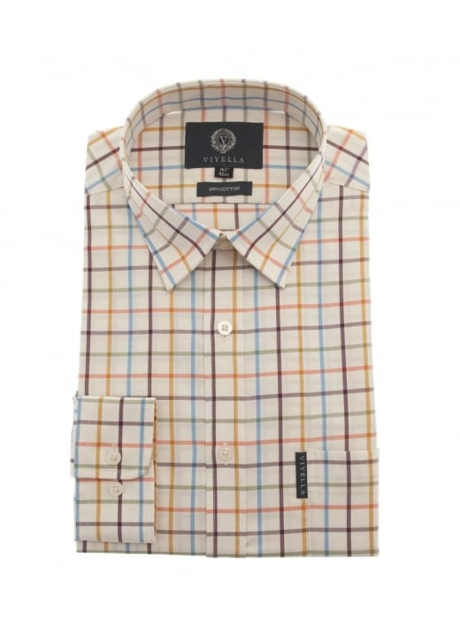Viyella Tattersall Check Shirt