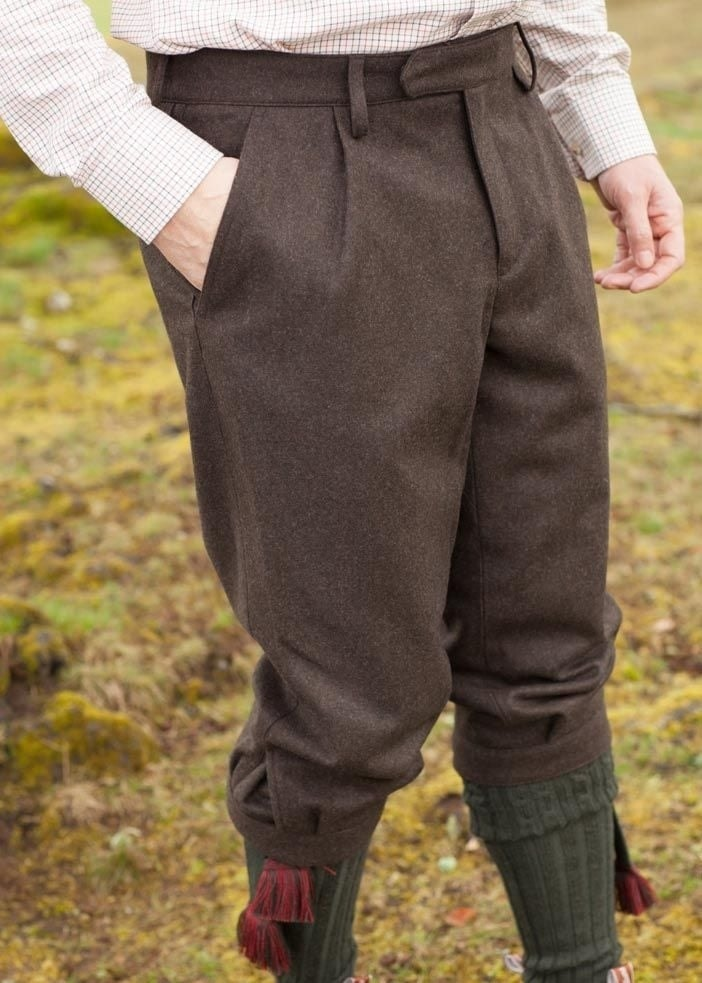 Laksen Turnerkamp Loden Breeks With Ctx New A Hume