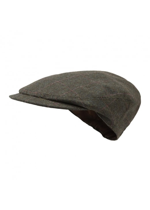 7563103e Schoffel Tweed Cap - Ladies from A Hume UK