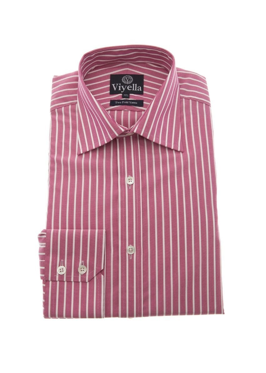 Viyella Cotton City Shirt Large Image