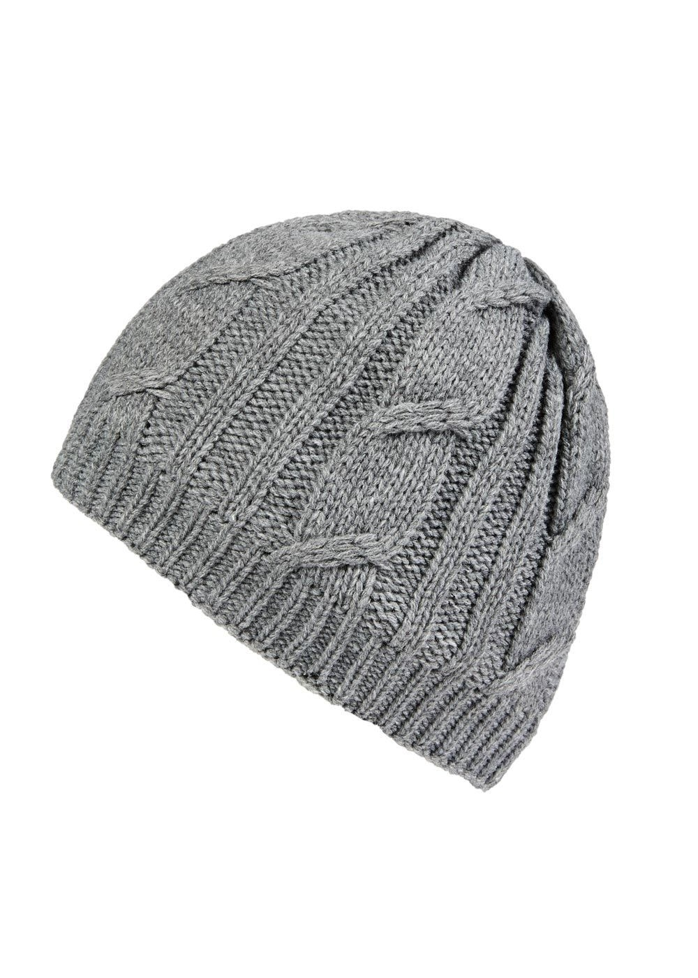 SealSkinz Waterproof Cable Knit Hat - Ladies from A Hume UK 578ff624281c