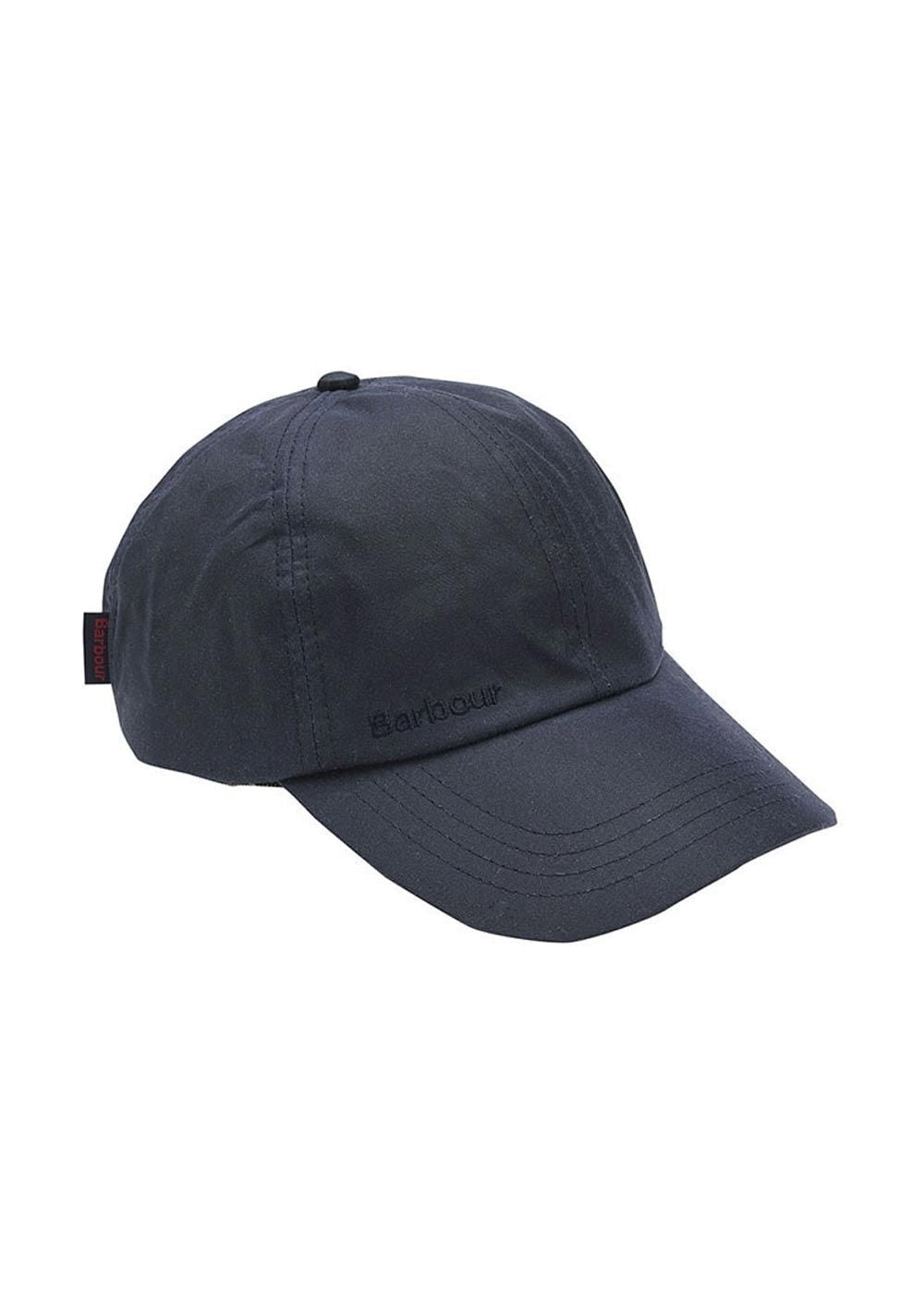 Barbour Wax Sports Cap - Mens from A Hume UK c29e815f6cea