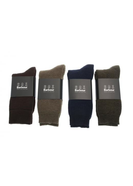 Barbour Wellington Calf Socks