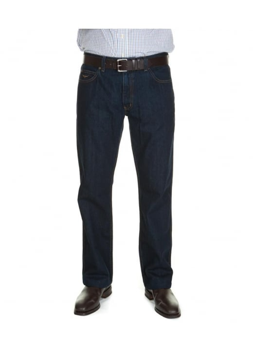 RM Williams Wool Denim Jeans