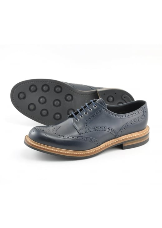 Loake Worton Brogue Shoes